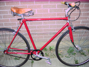 Single Speed converted Raleigh