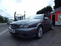 2008 Jaguar X Type 2.2d S 2009 4dr Auto DPF 12month MOT , Automatic, warranty...