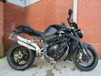 2013 MV AGUSTA BRUTALE 920 BLACK NATIONWIDE DELIVERY AVAILABLE