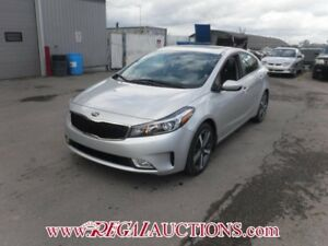 2017 KIA FORTE EX 4D SEDAN AT 2.0L EX