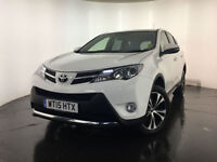 2014 TOYOTA RAV4 ICON D-4D 4WD DIESEL 1 OWNER FINANCE PX WELCOME
