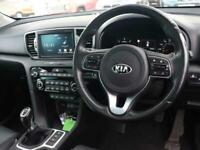 2017 Kia Sportage Kia Sportage 1.7 CRDi 4 5dr 2WD SUV Diesel Manual