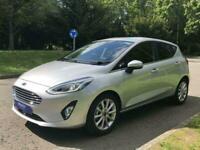 2020 Ford Fiesta 1.0 EcoBoost Hybrid mHEV 155 Titanium 5dr HATCHBACK Petrol Manu