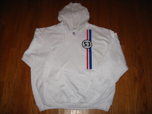 HERBBIE LOVE BUG HOODIE NEW WITH TAG VOLXWAGON Cambridge Kitchener Area image 2