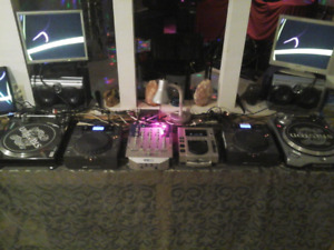 Massive dj setup for sale see info serious inquiries only please