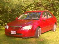 2006 Kia Spectra LE Sedan