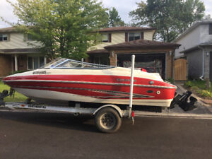 Awesome 2008 Glastron 185 S & F Boat