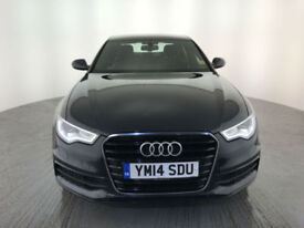 2014 AUDI A6 S LINE TDI ULTRA DIESEL 1 OWNER AUDI SERVICE HISTORY PX WELCOME