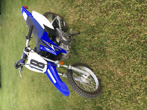 Good Condition Yamaha 110, Limited Hours
