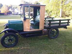 Ford  T pickup 1921