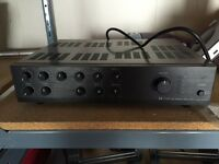 Nine channel integrated mixer/amplifier