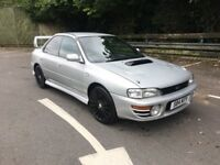 1998 Subaru Impreza turbo modified bargain