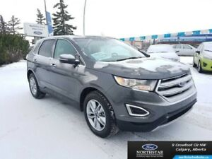 2016 Ford Edge SEL  - Bluetooth -  Heated Seats - $213.72 B/W