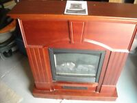 Decor Flame Electric Stove Heater # QCM850-36ALC