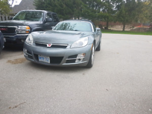 2007 Saturn Sky Convertable for price or B.O.