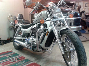 Very clean and reliable Suzuki 800cc Intruder