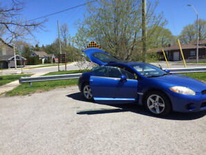 Rare 2006 Mitsubishi Eclipse with lots of features
