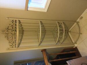 Four shelf corner shelf stand for sale!
