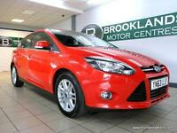 Ford Focus 1.6 TI-VCT TITANIUM POWERSHIFT 125PS [3X SERVICES, REVERSE CAMERA and