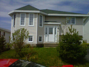 REDUCED - Large, bright 4 bedroom house available immediately