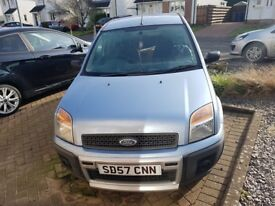 Ford Fusion CDI - Car Sale for Spares or Repairs