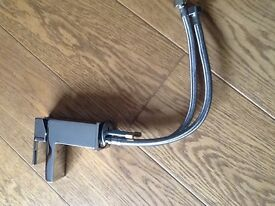 Chrome waterfall tap n excellent condition