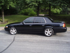 2003 Mercury MARAUDER - - SOLD