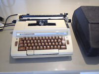 Dactylo Electrique * Smith-Corona VINTAGE *  Electric Typewriter