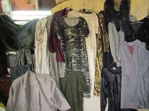 lot de vêtements femmes 10-14 ans