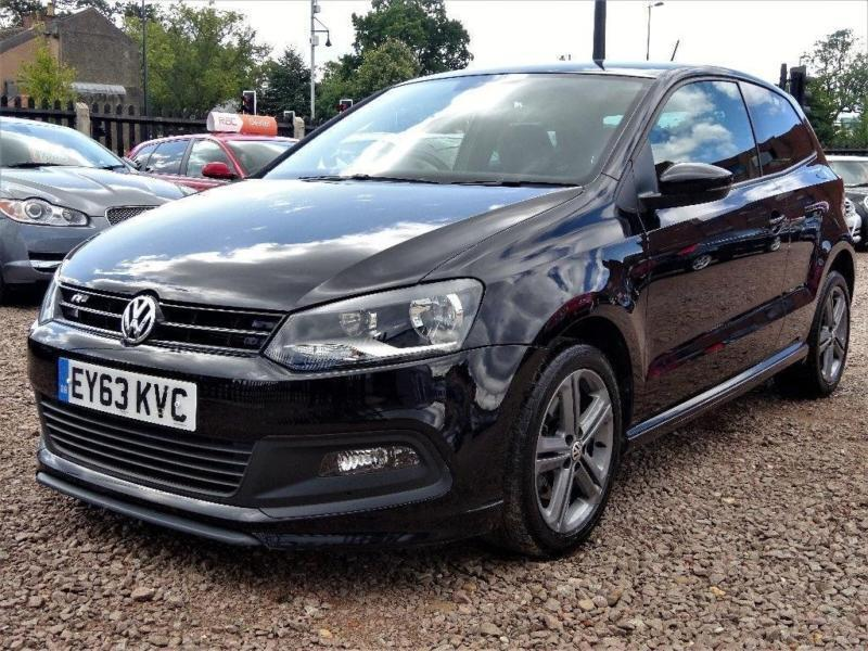 2013 Volkswagen Polo 1.2 R-Line 3dr