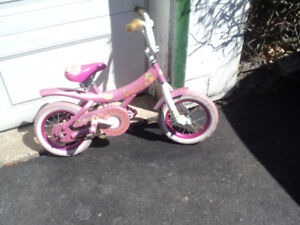 12 inch Girls Bicycle
