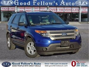 2013 Ford Explorer 7 PASSENGERS, 6CYL, 3.5L
