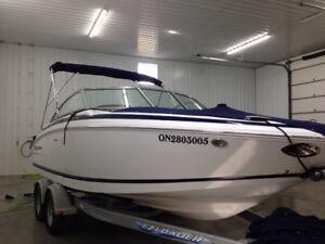 Cobalt luxury Bowrider Boat