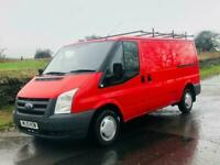 2010 Ford Transit Low Roof Van TDCi 115ps PANEL VAN Diesel Manual