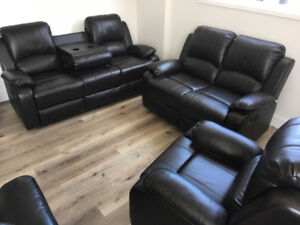 Recliner Set - Sofa/ Love Seat/ Chair