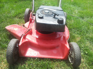 Toro Model 16165C Aluminum Deck Mower