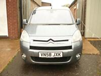 Citroen Berlingo 1.6HDi 90hp Multispace VTR