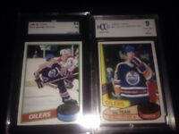 Complete set Topps 1980-81 unscratched,in binder,Ray Bourque RC