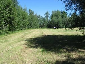 Acreage in Faust on Lesser Slave Lake