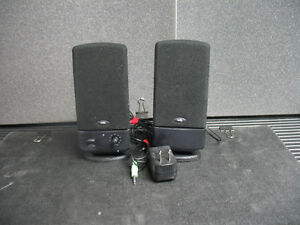 EM104(BIN2) - BLACK SPEAKER SET