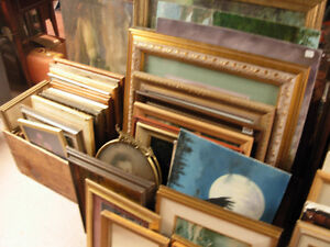 Clearance of Old Art Frames Cambridge Kitchener Area image 3