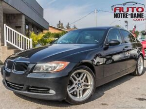 BMW 3 Series 4dr Sdn 335xi AWD ** NOUVEL ARRIVAGE **  2007