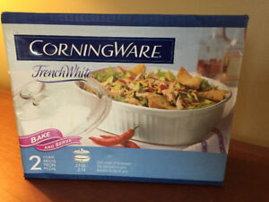 CorningWare Casserole DIsh - Never Used and In Original Box!