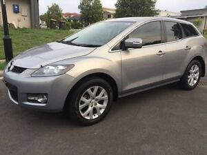 07 Mazda CX-7 Low Km's 7M Rego and RWC Eight Mile Plains Brisbane South West Preview