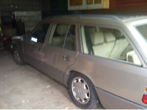MERCEDES 300 TE WAGON MUST SELL SOLD HOUSE