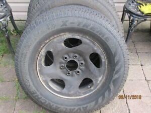 Winter Tires 245/70/16 .NEED GONE ASAP Fit GMC Enovy,Trailblazer