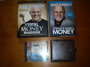 Books and CDs by Dave Ramsey - Financial Peace