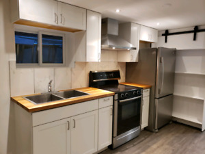 LESLIEVILLE- Newly Renovated 2 Bedroom Apartment for Rent