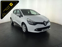 2013 RENAULT CLIO EXPRESSION PLUS DCI 1 OWNER SERVICE HISTORY FINANCE PX