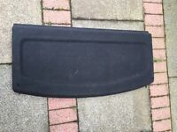 Vw golf gti mk5 parcel shelf